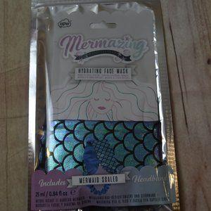 Mermazing Mermaid Hydrating Face Mask & Headband